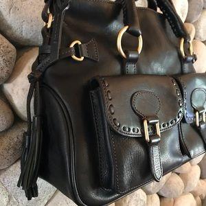 Dooney & Bourke Florentine Leather Handbag